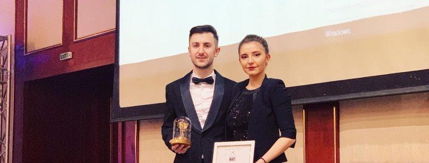 Официална церемония награди Бати