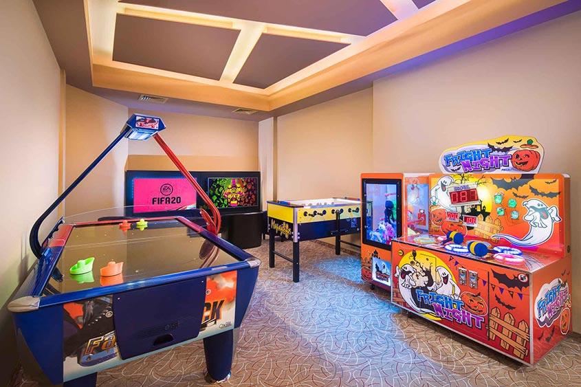 Зала за игри